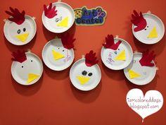 My Favorite Preschool Activities #preschoolcrafts #alphabetcrafts #preschoolactivities #farmanimals