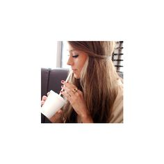 icon by nina (: use if you want but please credit. ❤ liked on Polyvore featuring pictures, icons, hair, site models and girls