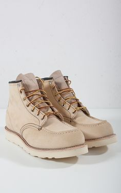Red Wing Boots 8173 Classic Moc Hawthorne Abilene Roughout