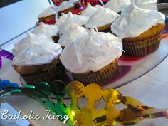 St. Basil's Hidden Jewel Cupcakes