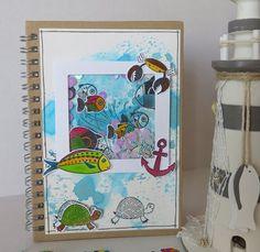Návod, jak si vytvořit dětský deník na letní dny Office Supplies