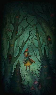 The Illustrated Grimm's Fairy Tales