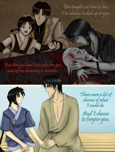 aoshi and misao relationship tips