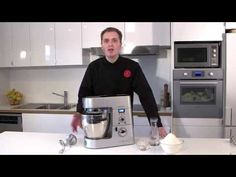 Recette au Cooking Chef : la pâte à pain par l'Atelier des Chefs - YouTube