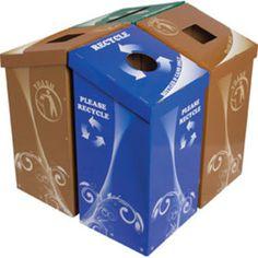 Corrugated Cardboard Disposal