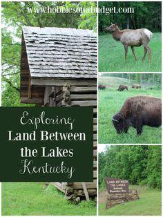 Exploring Land Between the Lakes