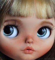 Madeline - OOAK Custom Art Blythe Doll by Rainfable Dolls (2016)