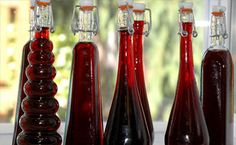 Handcrafted Berry Liqueur Recipe