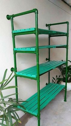 Inspire Your Guests with Creative Pallet Creations reclaimed pallet storage shelving The post Inspire Your Guests with Creative Pallet Creations appeared first on Pallet Ideas. Pvc Pipe Crafts, Pvc Pipe Projects, Diy Pallet Projects, Pallet Ideas, Pallet Storage, Storage Shelves, Shelving, Pallet Shelves Diy, Pvc Furniture