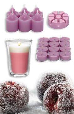 New for Fall/Holiday 2015! Sugarplum Fairies. This magical blend is an enchanting mix of black plums, dark berries and pomegranates that is sure to become a holiday tradition. FInd yours at PartyLite.com.