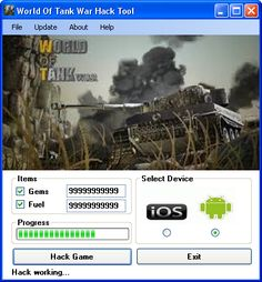 Try World Of Tank War Hack Tool download 2016 update version. Hack World Of Tank…