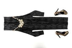 Kimono goffrato e accessori_ ph: Valentina Brunello