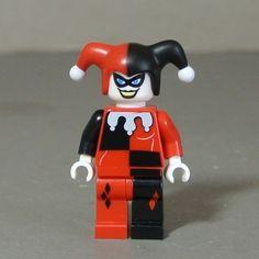 Lego Minifigures Batman Harley Quinn 7886 | eBay