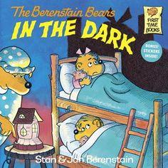 The Berenstain Bears in the Dark by Stan Berentain.