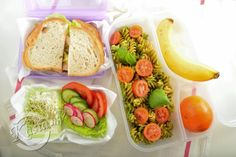 Co zabrać ze sobą do pracy, przepisy na cały tydzień. Work Lunch Box, Work Meals, Fresh Rolls, Meal Prep, Food And Drink, Healthy Eating, Healthy Recipes, Dishes, Cooking
