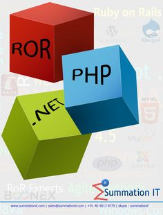 Offshore Web Development Projects to us, We understands well about it.   Ruby on Rails Development, PHP Development, Dot.Net Development and more.... Please visit http://www.summationit.com/ to know more.  Talk to us today, How we can help you?