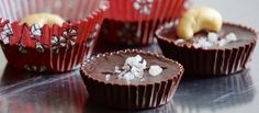 Hemmagjord choklad