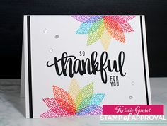 Kreative Kristie: SOA Counting Blessings Blog Hop Day 2 & Giveaway