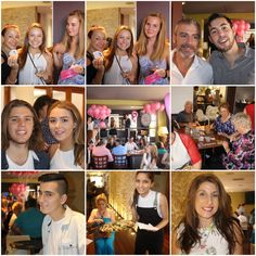 Pink Ribbon Event - La Unica Salon Nov 2015 www.launicasalon.com.au/pink-ribbon.html