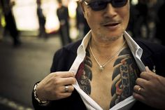 Photographer Anton Kusters on gaining access to the secretive world of the Japanese Yakuza and how he dealt with his subjects http://ift.tt/2nwHQsh