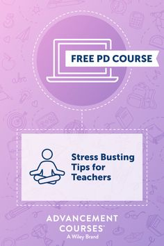 Teaching can be stressful. Identifying and managing stress is crucial to avoid teacher burnout. With this free microcourse, worth 3 pd hours, you'll learn practical skills for decreasing stress in the classroom environment. Get started today! Space Jam, Stress Less, Classroom Environment, Free Courses, Kids Corner, School Counseling, Dementia, Stress Management, Teaching Resources