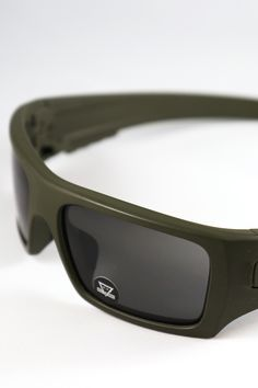 2d605addef O.D. Green Oakleys using Cerakote Ceramic Coatings upgrade this pair of  sunglasses to have a military