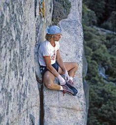 John Bachar- Free Climbing Legend