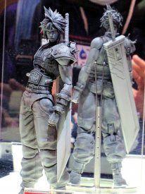 Final Fantasy VII Remake figurines