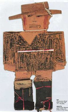 James Castle, Idaho outsider artist