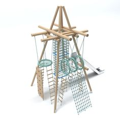 Modern Playground, Playground Toys, Playground Design, Backyard Playground, Kids Playset Outdoor, Indoor Playroom, Backyard Fort, Outdoor Furniture Plans, Outdoor Projects