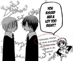 gakuen alice funnys | Koko knows everything you know! Haha this is so so so funny!