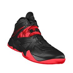 Custom Nike Zoom Soldier VII iD Basketball Shoe