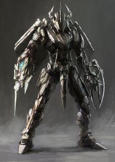 WarGreymon, jinglin Xu on ArtStation at https://www.artstation.com/artwork/LZKZR