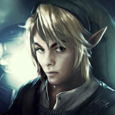 @TommyJoeRatliff If you choose Link for Halloween