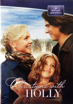 Fall in love with fate on Hallmark Hall of Fame's 2012 movie, Christmas with Holly. #hallmarkmovies #christmas