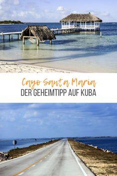 Cayo Santa Maria, Trinidad, Panama, Cuba, Vacation, Beach, Places, Water, Holiday