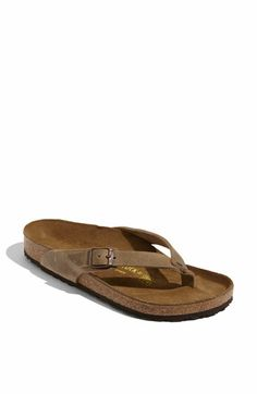 Birkenstock 'Adria' Oiled Leather Sandal | Nordstrom