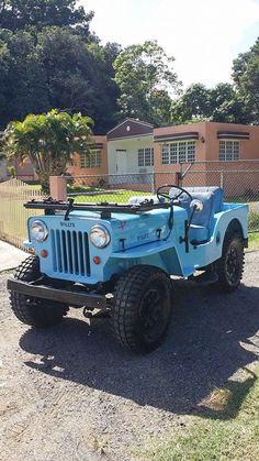 1954 Willys - Photo submitted by Gaver Rios. Auto Jeep, Cj Jeep, Jeep Cj7, Jeep Truck, Jeep Wrangler, Vintage Jeep, Vintage Trucks, Willys Mb, Cool Jeeps