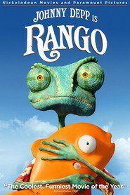 Locandina del film Rango