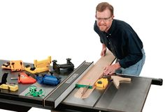 Top Ten Featherboard Techniques for Table Saws, Jointers and Routers