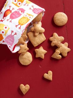 Wholemeal cheddar crackers Weelicious