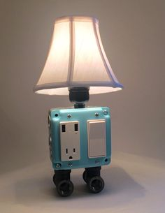1000 Images About Usb Charger Lamps On Pinterest Usb
