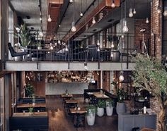 Aranżacje wnętrz - Wnętrza publiczne: Restauracja Plac Nowy 1 konkurs - Wnętrza publiczne - double look design. Przeglądaj, dodawaj i zapisuj najlepsze zdjęcia, pomysły i inspiracje designerskie. W bazie mamy już prawie milion fotografii!