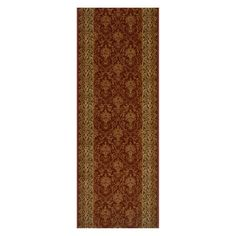 Rivington Rug Aubrey Runner - Wine - AUBBR-21592-2 FT.
