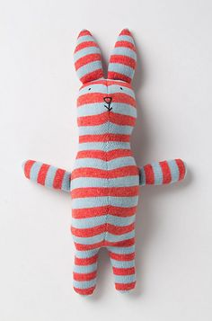 Lambswool stuffed toys.