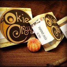 Okie Crowe Pumpkin Lager Soap #handmade #madeinoklahoma #oklahoma