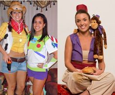 One of my favorite things about Halloween is that you can pretty much be whoever you want. (Just make sure you costume isn't offensive, kay?) While you can get dolled up and be a Disney Princess or...