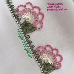 Çiçekli severlere 🌸Yapılış videosu Solak Oyacı YouTube kanalımda (Model 173) 🌸Beğeni ve yorumlarınızı eksik etmeyin...🌸🌸 . . . #igneoyasi… Baby Knitting Patterns, Crochet Mandala Pattern, Crochet Gifts, Free Crochet, Hairstyle Trends, Phulkari Embroidery, Bralette Pattern, Lingerie Patterns, Charms