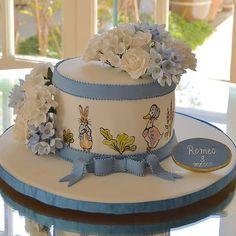 Pistachio Cake para Romeo 3 meses.