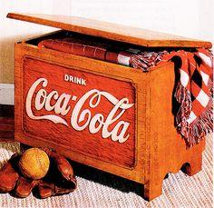 Coca-Cola Trunk